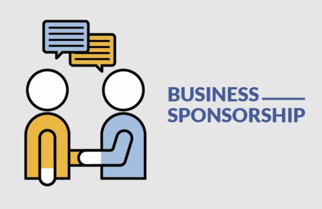 standard business sponsorship